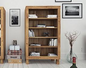 Breites Bücherregal BINGO